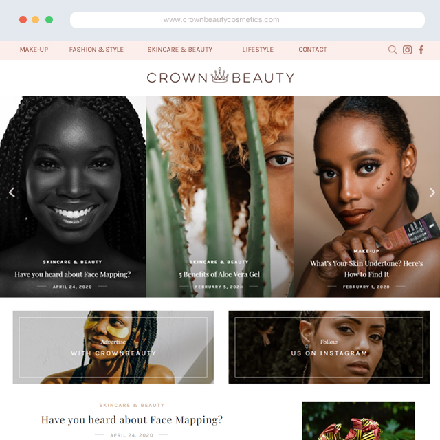 Crown Beauty Cosmetics
